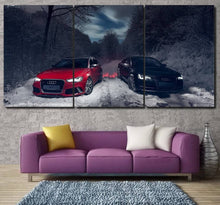 Load image into Gallery viewer, Audi Canvas FREE Shipping Worldwide!!