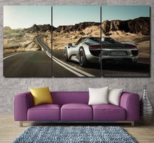 Load image into Gallery viewer, Porsche 918 Spyder Canvas FREE Shipping Worldwide!!