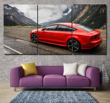 Load image into Gallery viewer, Audi RS7 Canvas 3pcs FREE Shipping Worldwide!!