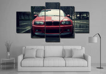 Load image into Gallery viewer, BMW E46 Canvas 3/5pcs FREE Shipping Worldwide!!