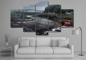 Nurburgring Canvas 3/5pcs FREE & Fast Shipping Worldwide!!
