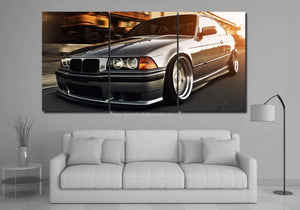 BMW E36 Canvas FREE Shipping Worldwide!!