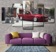 Load image into Gallery viewer, BMW E30 Canvas 3/5pcs FREE Shipping Worldwide!!