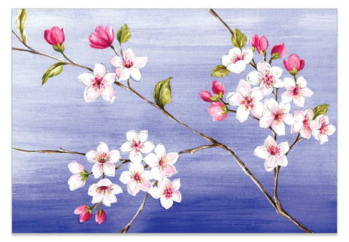 Blossom Sprig - A6 Art Card