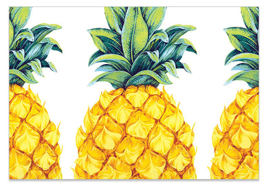 Pineapple Row - A6 Art Card