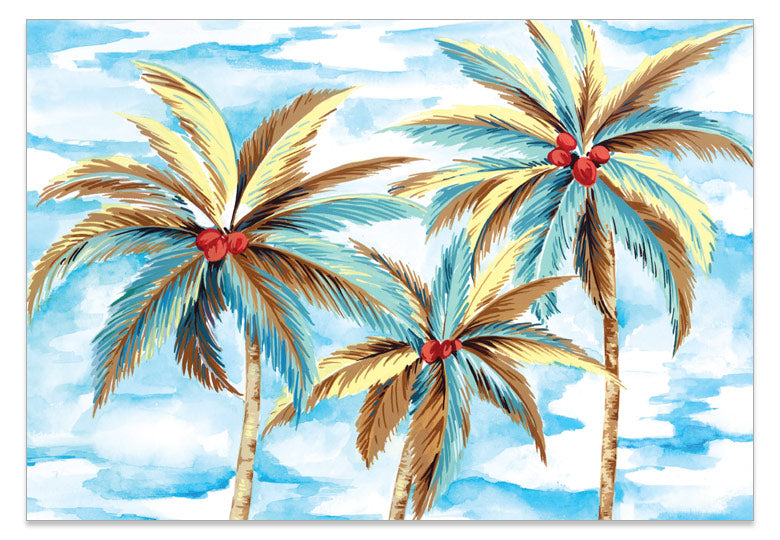 Palm Tree Dream - Print