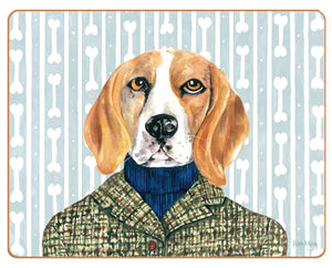 Dogs Dinner Coasters & Placemats