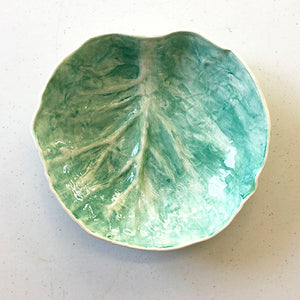 Cabbage Bowl, Ceramic Tableware, Porcelain Cabbage Bowl,