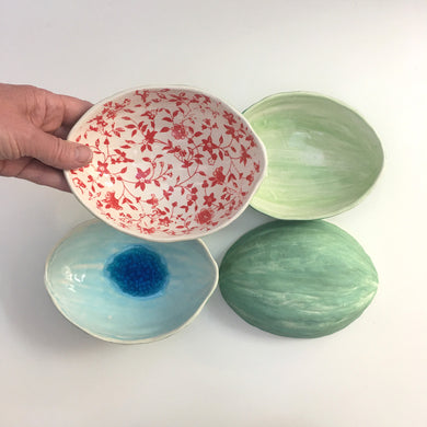 Porcelain Bowl - Jack Melon
