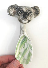 Porcelain Koala Spoon