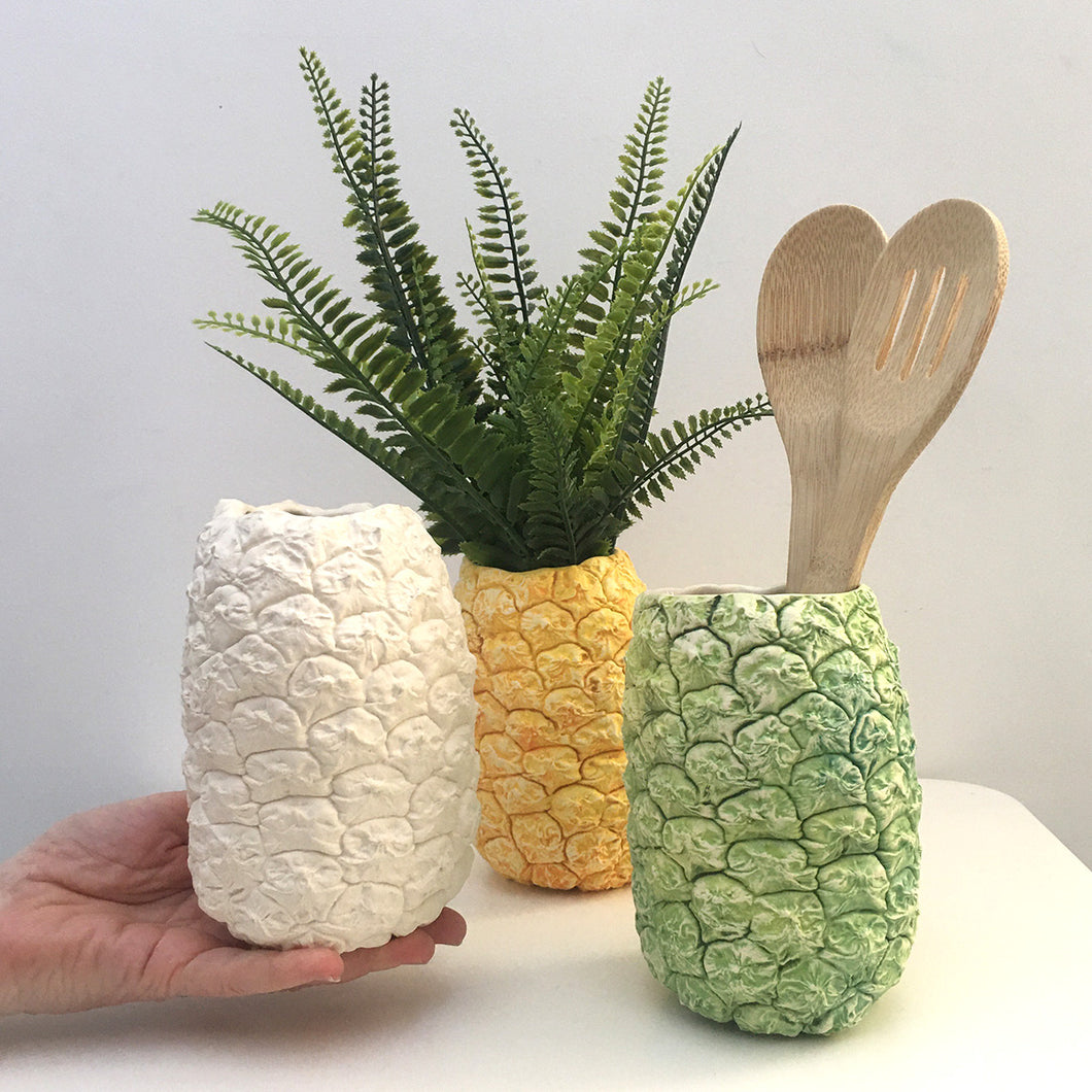Pineapple Vase / Planter