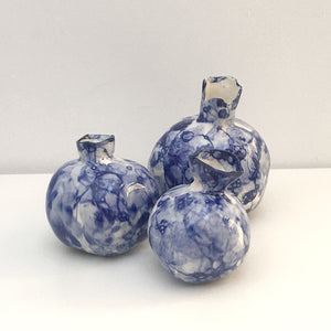 Pomegranate Vase Set (3)