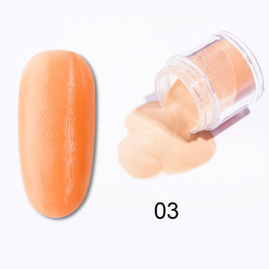 YAYOGE 12Colors Nail Powder Matte Dipping Powder Natural Dry Without Curing Nail Art Powder - YAYOGE Official