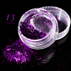 YAYOGE 6Colors Purple Pink Series Gel Nail Polish UV LED Long Lasting Soak Off Gel Nail Art DIY - YAYOGE Official