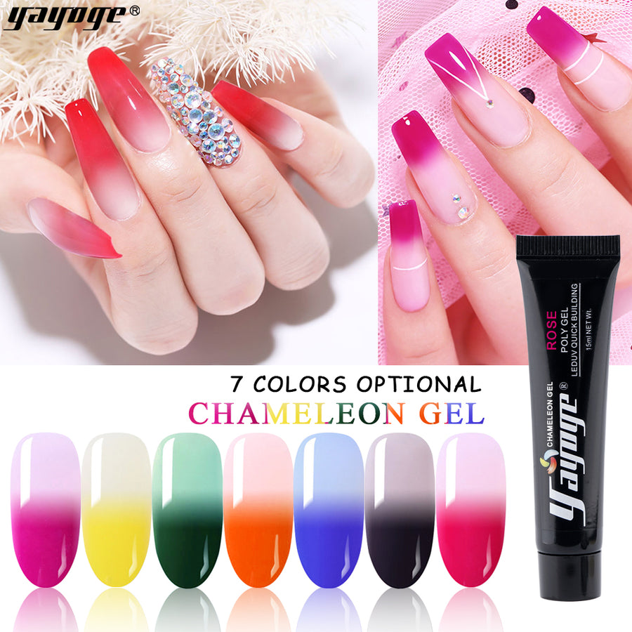 7 Colors Chameleon Poly Gel P14(15ml)