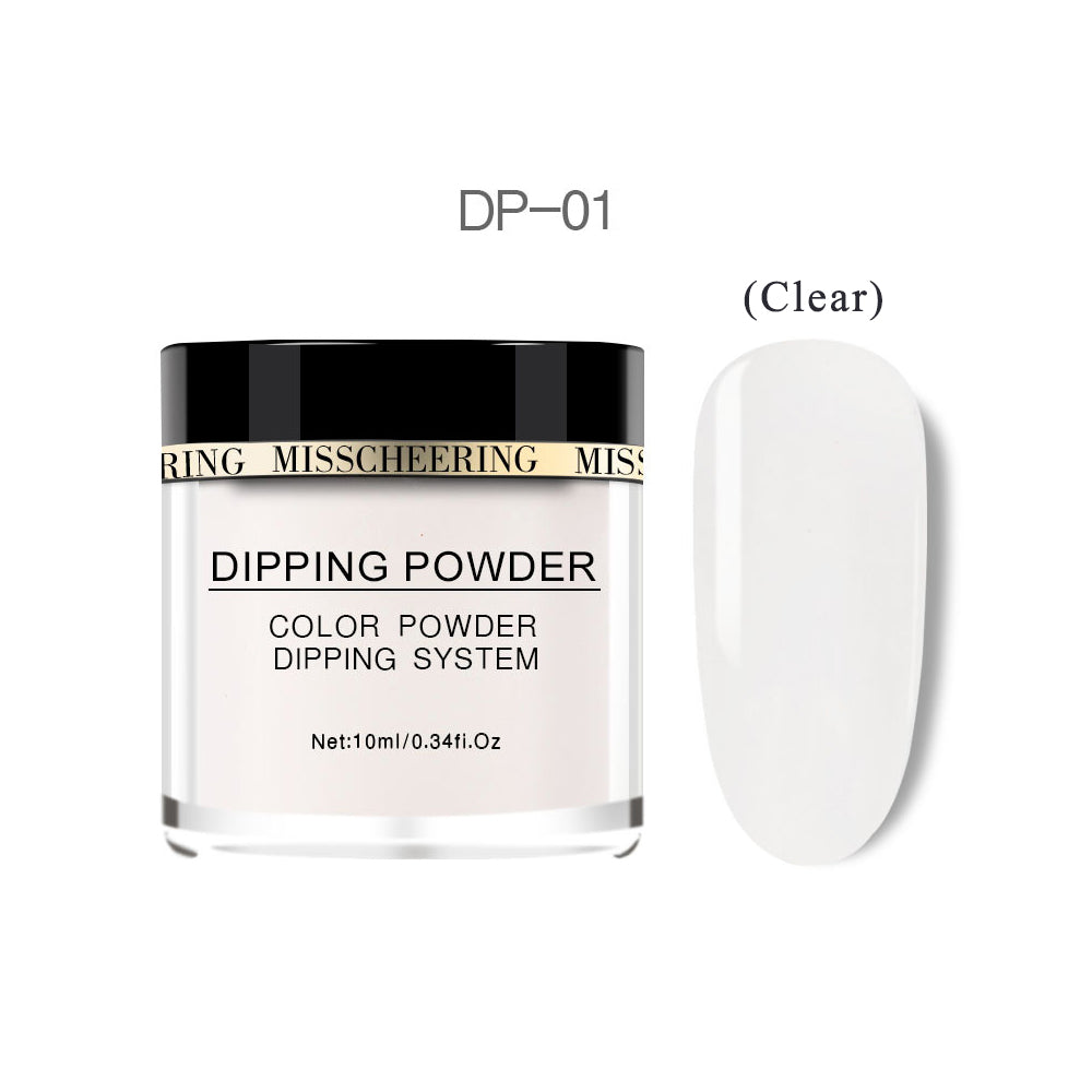 Pure Colors Dipping Powder Natural Dry Dipping System(10ml)