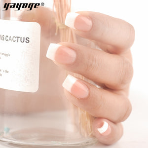 US WAREHOUSE YAYOGE 6Pcs 3Colors 60ml Polygel Kit   7Pcs 30ml Coral Pink Polygel Kit - Only 33.8$ - YAYOGE Official