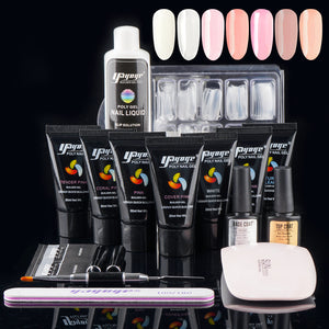 US WAREHOUSE YAYOGE 15Pcs 7Colors 30ml Polygel Set   9Pcs 30ml Clear Basic Polygel Kit - Only 49.35$ - YAYOGE Official