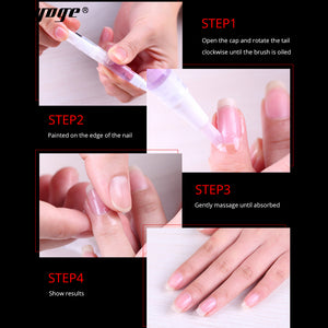 YAYOGE Lily Aroma Nail Nutrition Cuticle Revitalizer Oil Pen Finger Nourishing Liquid Nail Manicure Art Tool - YAYOGE Official