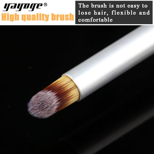 YAYOGE Wooden Handle Nail Gradient Brush Painting Dizzy Dye Pen Nail Art Tools - YAYOGE Official