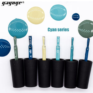 Cyan Series Colorful Nail Gel Polish A212