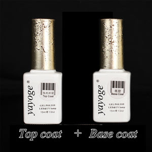 Yayoge 15ml Base Top Matte Top Coat For UV LED Nail Gel Polish Nail Art Coat - YAYOGE Official