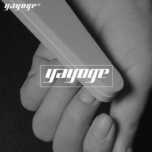 YAYOGE Double-Sided Nail Polishing Sponge File For Nail Art Manicure Styling Tool - YAYOGE Official