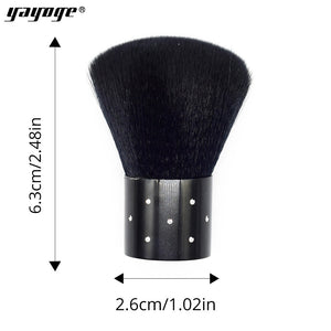 YAYOGE Soft Nail Art Dust Brush Acrylic UV LED Gel Nail Cleaning Dust Remover Manicure DIY Tool - YAYOGE Official