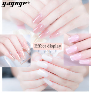 YAYOGE 56g Light Pink Builder Gel Quick Extension - YAYOGE Official