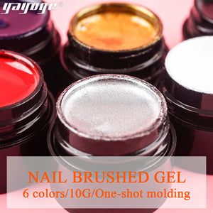 YAYOGE 10g Nail Spider Gel Elasticity Point Line Drawing Soak Off Pulling Silk Gel - YAYOGE Official