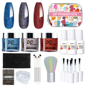 2021 DIP SYSTEM 3 COLORS KIT