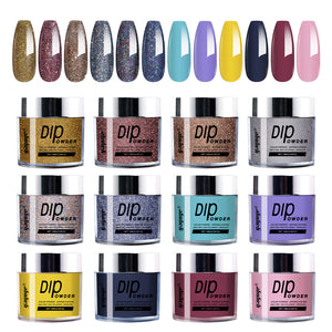 2021 DIP SYSTEM 12 COLORS PRO KIT