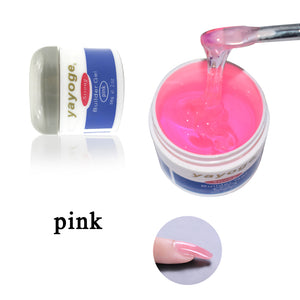 YAYOGE 56g Pink Builder Gel Quick Extension - YAYOGE Official