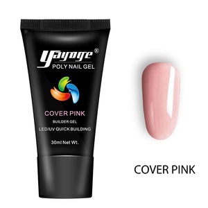 UK WAREHOUSE YAYOGE 7Colors Optional 30ml Polygel - YAYOGE Official