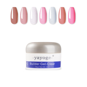 Builder Gel UV LED Nail Quick Extension Gel X16 / X17(14g)