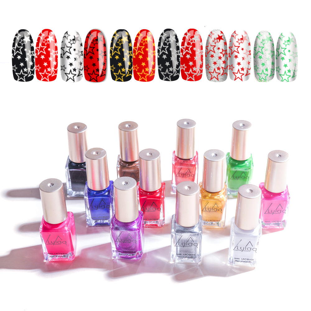 Glitter Stamping Printing Oil YHY(6ml)