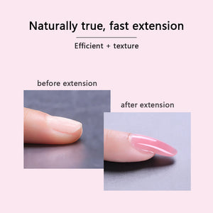 YAYOGE 15g Pink Builer Gel Quick Extension - YAYOGE Official