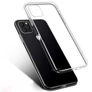 Case For iPhone 11 Pro 2019 Case For iPhone 11 Pro Max MAX Silicone Soft TPU Covers for iPhone XR XS Max 11 Pro Max 8 7 6 6S Plus