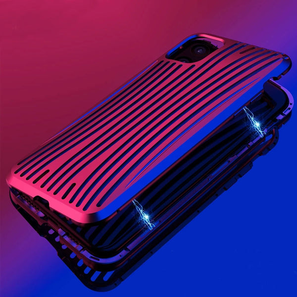 KISSCASE Shockproof Phone Case For iPhone XS MAX 11 pro max Fundas Tempered Glass Phone Case For iPhone XR X XS 7 8 Plus Capinha