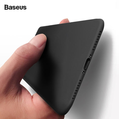 Baseus Luxury Case For iPhone 11 Pro Max 0.4mm Ultra Thin Silm PP Coque Fundas For iPhone X Xr Xs Max Protective Back Cover Case