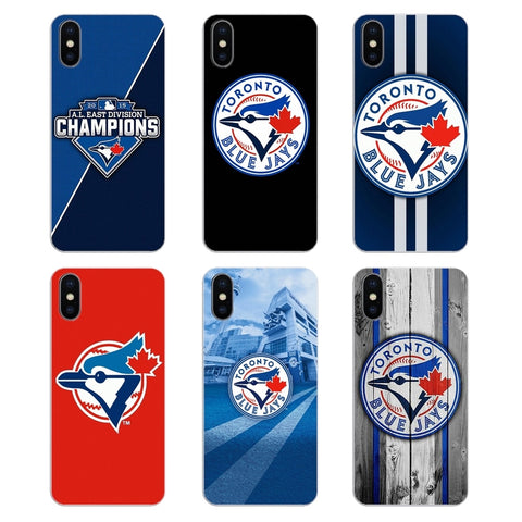 Baseball Toronto Blue Jays Logo Phone Covers Made With a Soft Shell For Samsung