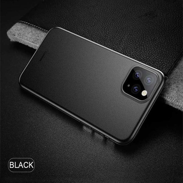 Luxury Case Shockproof 0.3 MM Ultra Thin Case For iPhone 11 Pro Max 6.5 8 7 5 6 6s Plus Matte Covers For iPhone X XS XR Soft Funda