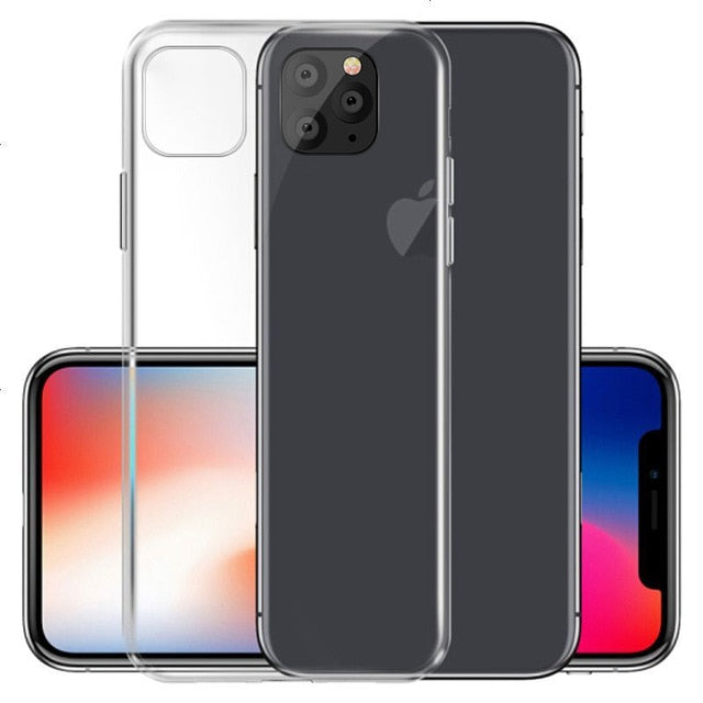 Gradient Glass Phone Case For iPhone 11 Pro Max 11 Pro Tempered Glass Covers Case For iPhone 11 Pro Max 11 Pro 2019 Capa Funda 11