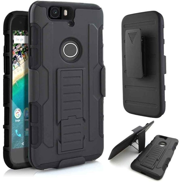 Heavy Duty Hybrid Hard Rugged Dirt Resistant and Anti-Knock Case