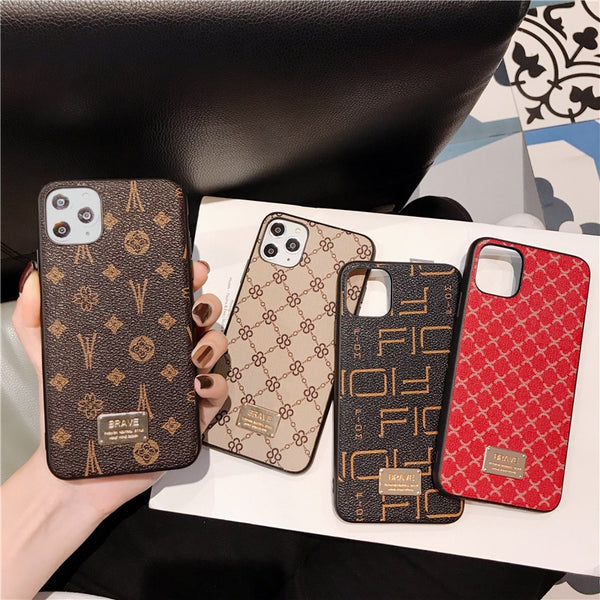 Luxury Brand Fashion Glitter Cute Phone cover For IPhone 6 6S 7 8 Plus X XR XS MAX For 2019 New IPhone 11 Pro Max case