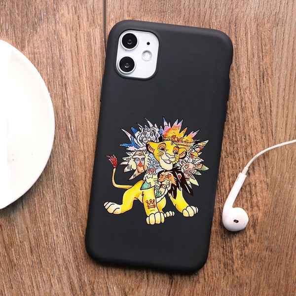 Groot Joker marvel Stitch for iPhone 11 pro max XR case X XS Max 5 5S SE 6 6S 8 7 Plus Phone Case Funda Coque Etui capa Shell