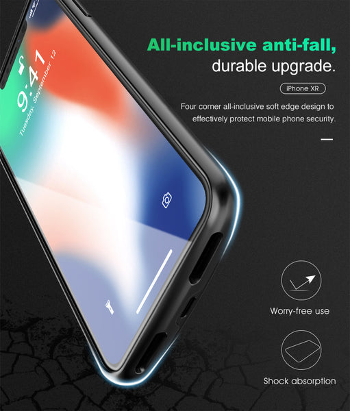Battery Case For iPhone X XS Max XR Power Bank Power Case Audio Slim Charger Powerbank Case For iPhone 6 6S 7 8 Plus 5 5S SE XR