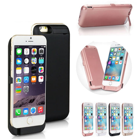 4200mAh Battery Charger Case For iPhone 5 S 5S SE Backup External Powerbank Charging Case Cover For iPhone 5 5S SE Battery Case