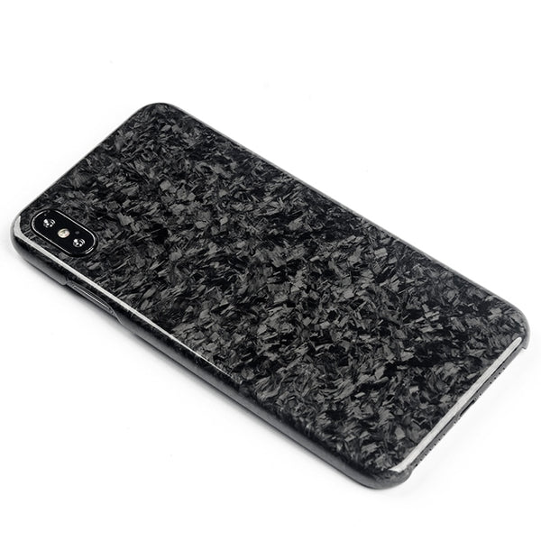 New Forged Composite Real Carbon Fiber Mobile Phone Case For iPhone XS MAX
