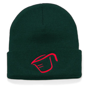 Beanie - Forest Red Cup